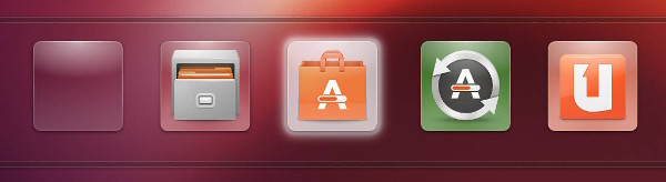 Ubuntu 13.04 Launcher Icons