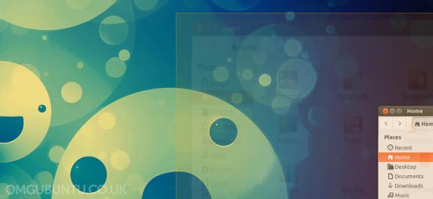 Ubuntu New Window Snap