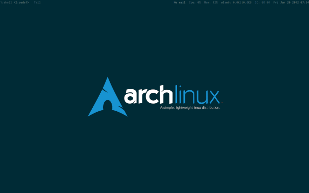 Download Arch Linux