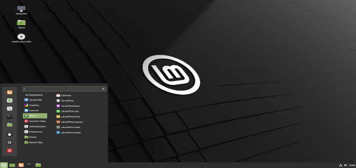 Download Linux Mint