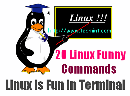 Linux Funny Commands