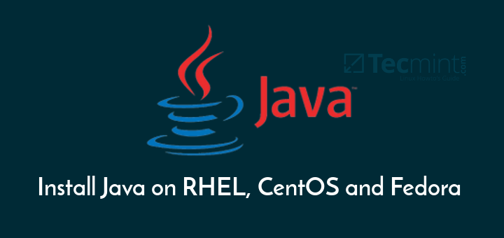 Install Java on CentOS, Fedora and RHEL