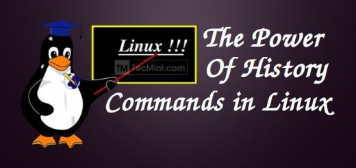 Find Last Executed Commands in Linux