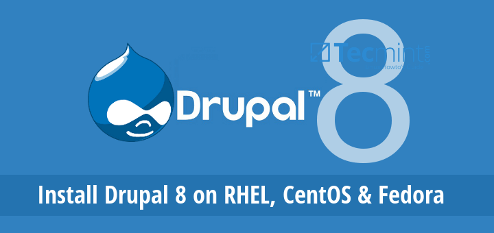 Install Drupal in CentOS