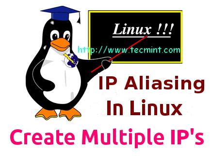 Linux IP Aliasing