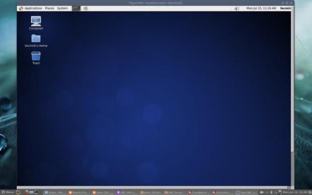 VNC Remote Desktop