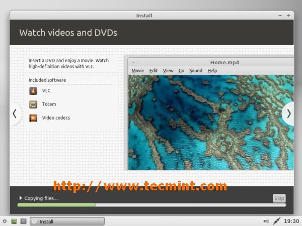 Installing Linux Mint 15 Xfce