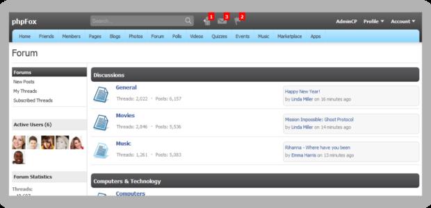 PHPFox Forum