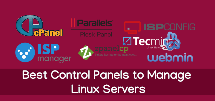 Linux Control Panels