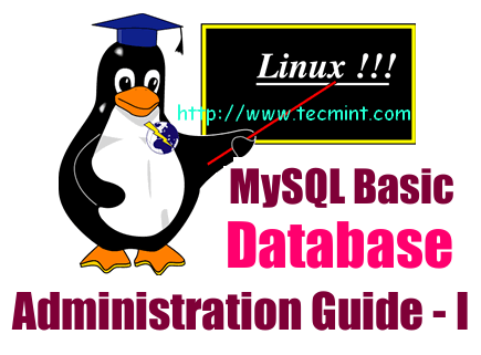 MySQL Administration Guide