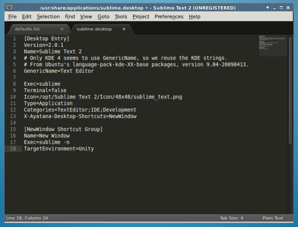 Install Sublime Text in Ubuntu
