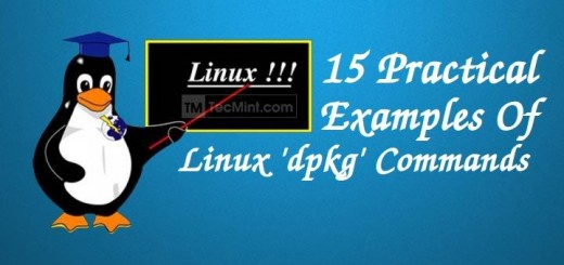 dpkg Command Examples
