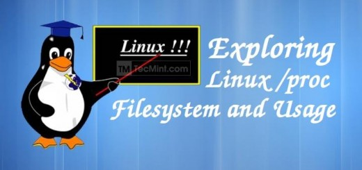 Linux /proc Filesystem