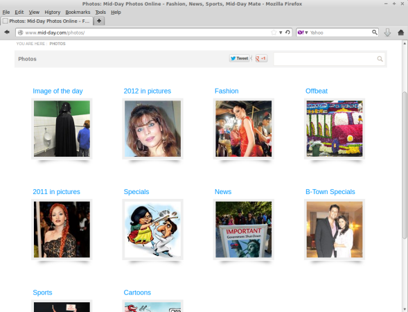 create your own online photo gallery albums using plogger