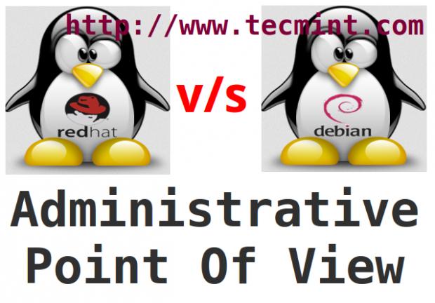 RedHat vs Debian