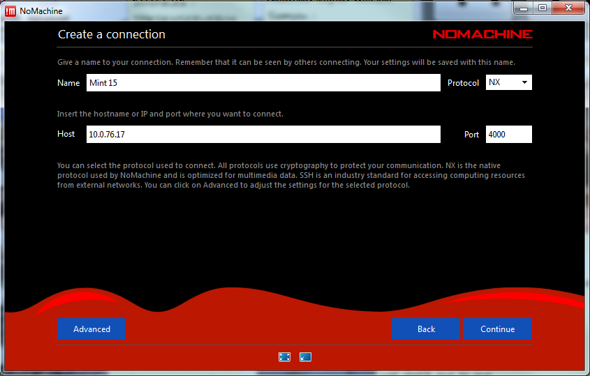 NoMachine - An Advanced Remote Desktop Access Tool