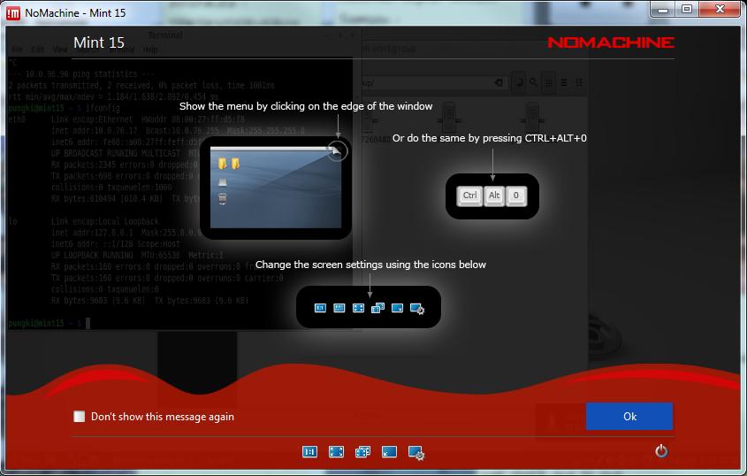 no machine remote desktop