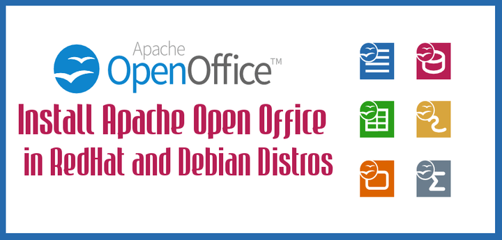 Install Apache OpenOffice in Linux