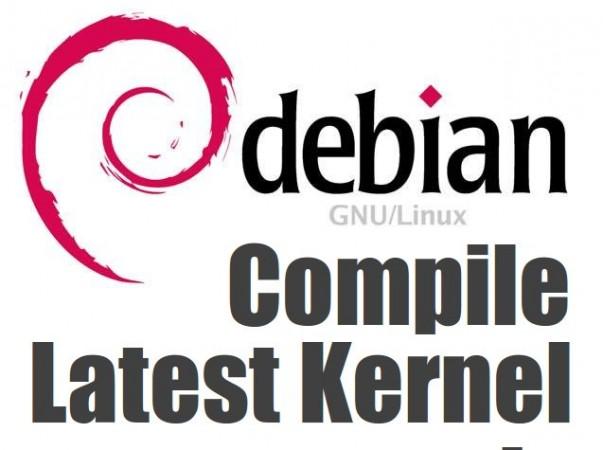Kernel Compilation in Debian