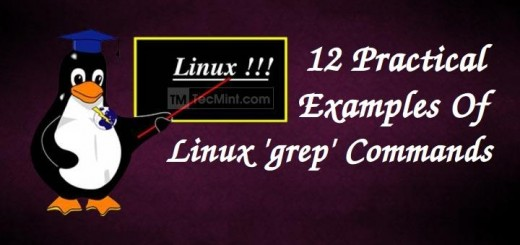 Linux grep Command Examples