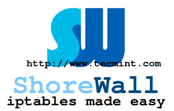 Install Shorewall Firewall in Linux