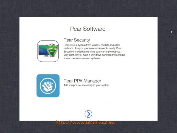 Pear Software Security