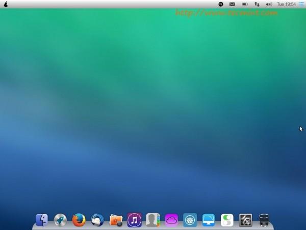 Pear OS 8 Desktop