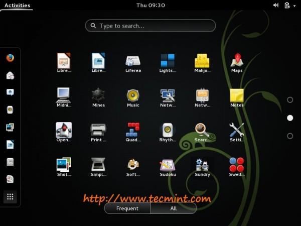 OpenSuse 13.1 Desktop