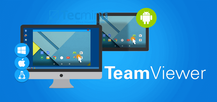 Install TeamViewer in Linux