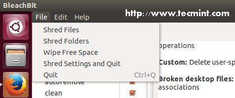 Shred Files Folders