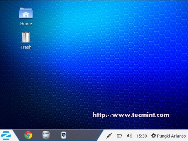 Zorin OS Desktop