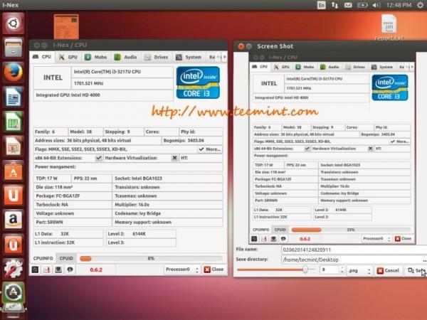 Install I-Nex in Linux