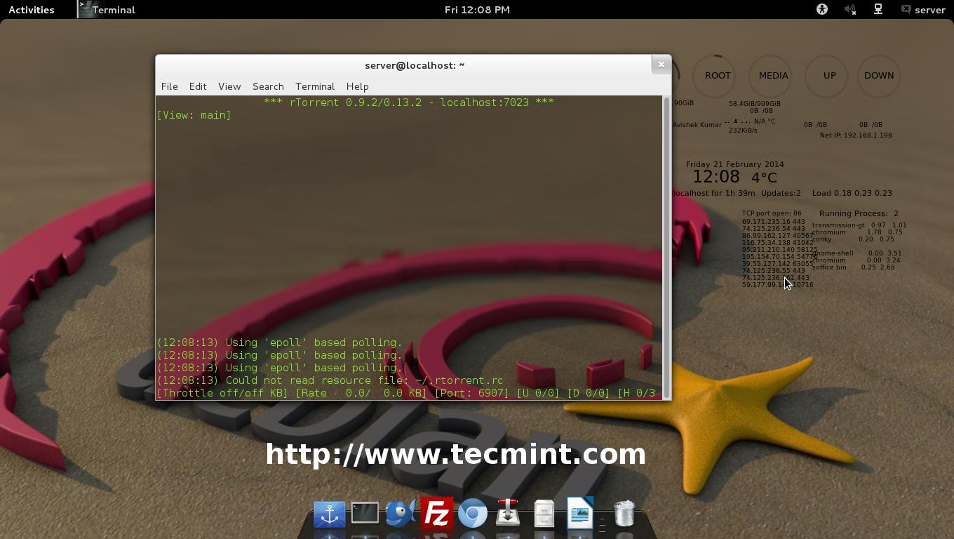 5 Linux Command Line Based Tools for Downloading Files and Browsing