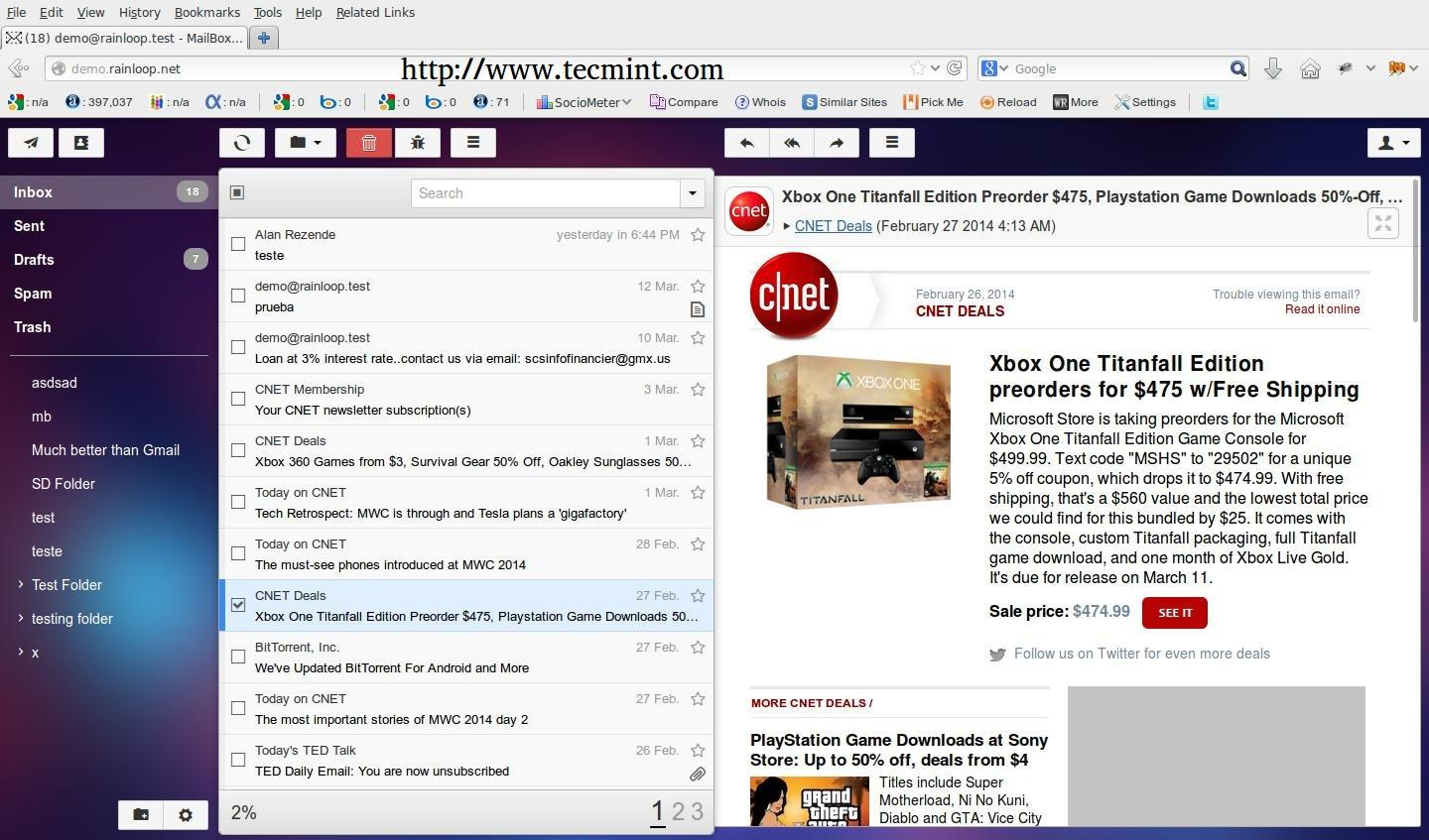 Using webmail with your email client - MozillaZine Knowledge Base