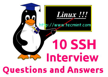 SSH Interview Questions