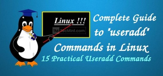 Linux useradd Command Examples