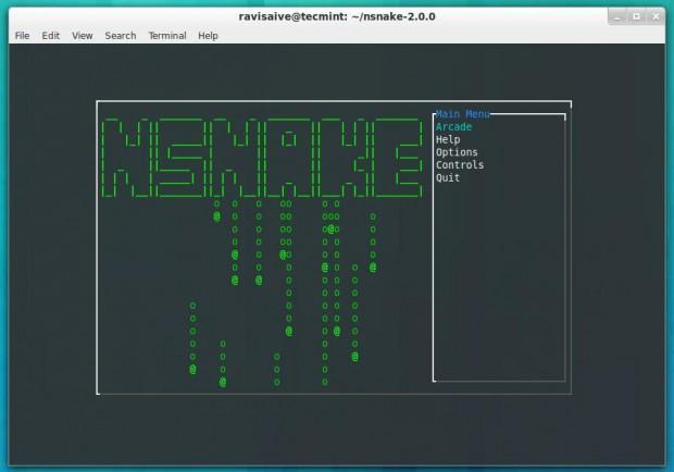 Install nSnake Game