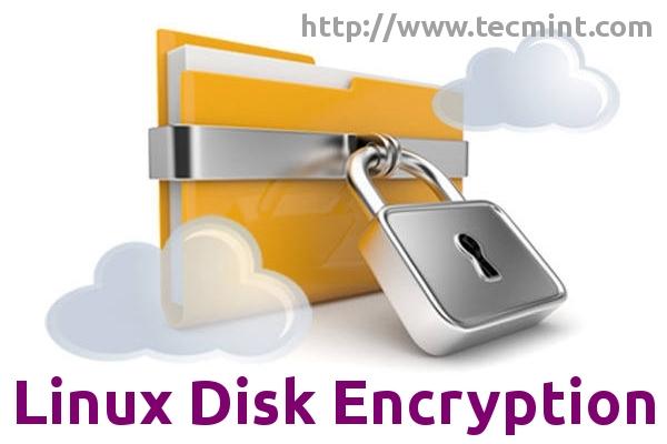 Linux Hard Disk Encryption