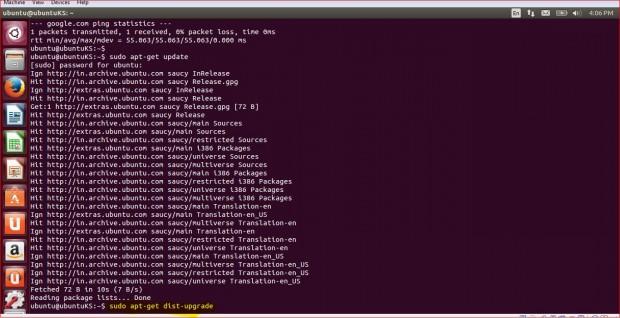 Ubuntu Upgrade