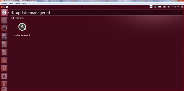 Ubuntu Update Manager