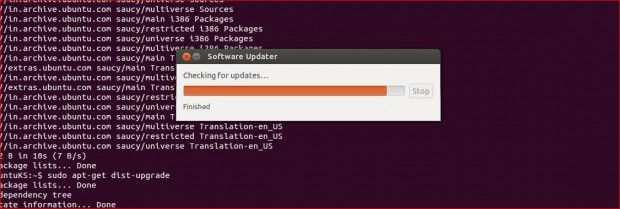 Ubuntu Software Updater