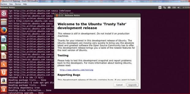 Ubuntu Release Notes