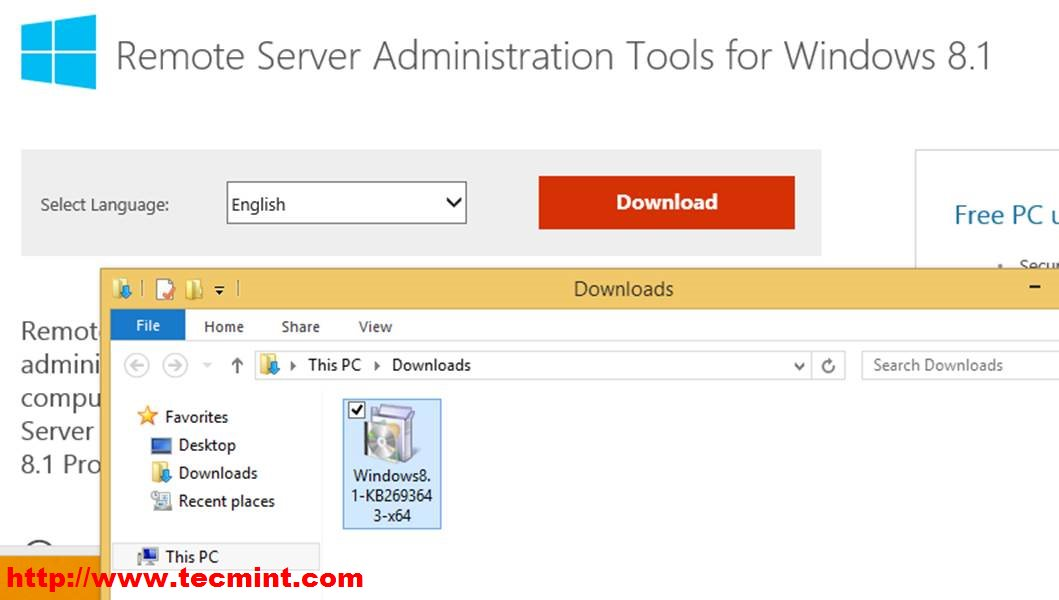 How to Manage Zentyal PDC (Primary Domain Controller) from