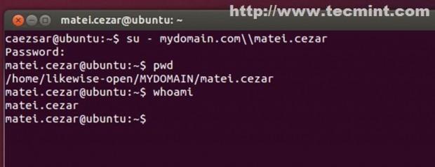 Login to Domain Controller
