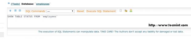 SQL Browser