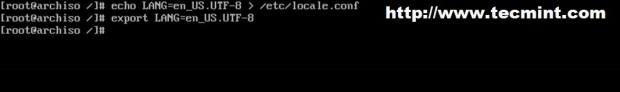 Export System Language