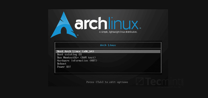 Arch Linux Installation and Configuration on UEFI Machines