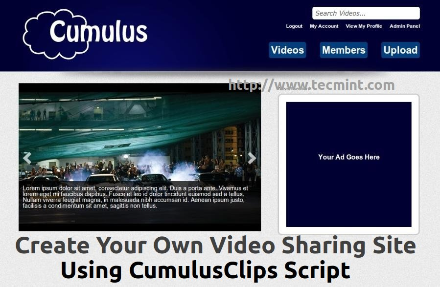 Install CumulusClips in Linux