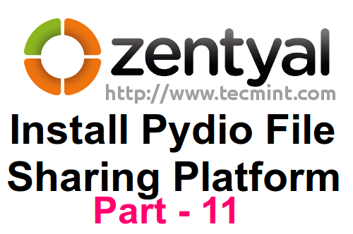 Install Pydio File Sharing in Zentyal