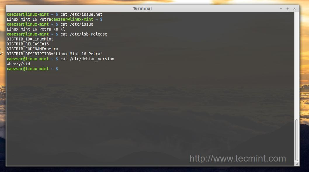 How to Upgrade Linux Mint 16 (Petra) to Linux Mint 17 (Qiana)